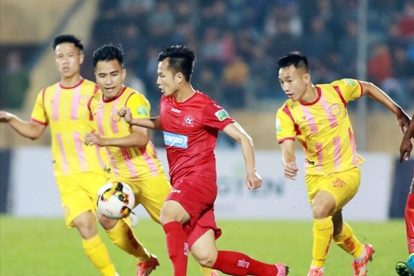 Cầu thủ DNH Nam Định đang nhấp nhổm âu lo chuyện hợp đồng