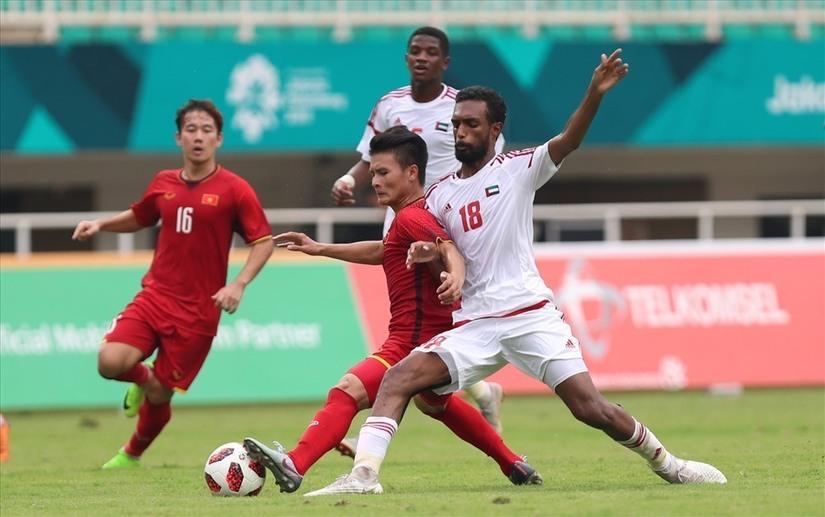 Báo UAE lo ngại cho đội nhà ở trận làm khách Việt Nam