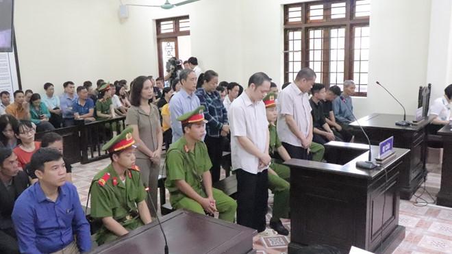 Danh sách xem xét kỷ luật trong đợt 2 có tên vợ Chủ tịch tỉnh Hà Giang