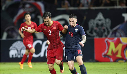 Liên đoàn bóng đá Thái cảnh cáo BHL của ĐTQG và đội U22 Thái Lan