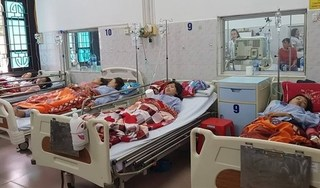 Xác định nguyên nhân hàng trăm công nhân ở Nam Định nhập viện