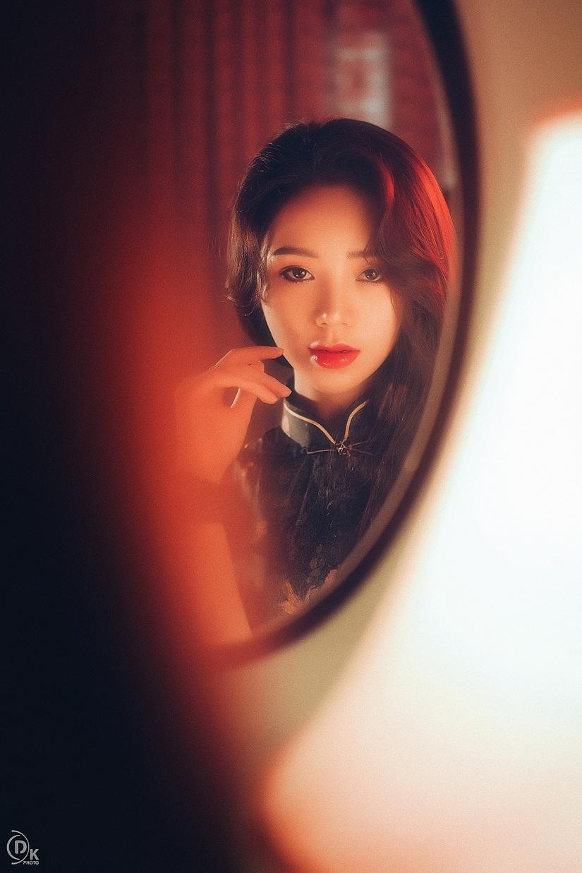 Diễn viên Quỳnh Kool khoe vẻ đẹp mong manh, cuốn hút mọi ánh nhìn 5