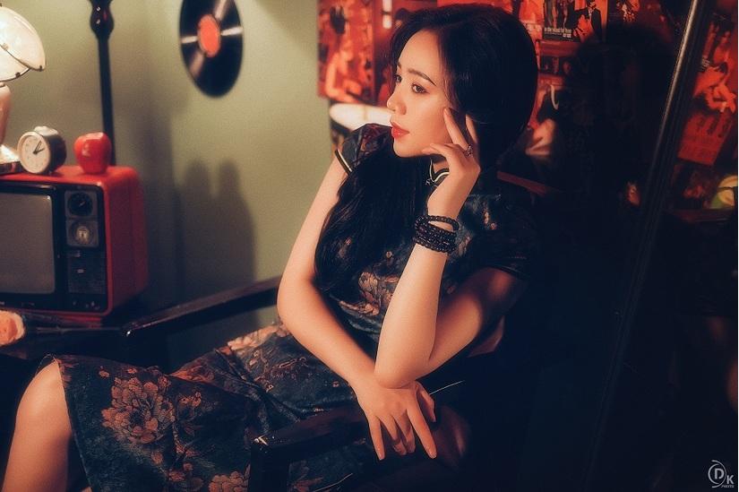 Diễn viên Quỳnh Kool khoe vẻ đẹp mong manh, cuốn hút mọi ánh nhìn 8
