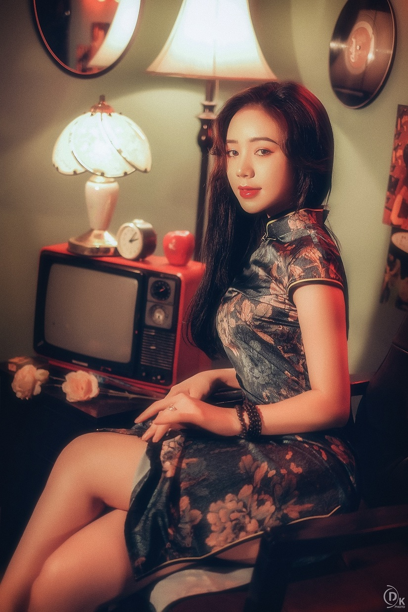 Diễn viên Quỳnh Kool khoe vẻ đẹp mong manh, cuốn hút mọi ánh nhìn 9