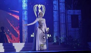 Ca sĩ Cindy Thái Tài 'chết nhục' với tiết mục của Hoàng Hạnh tại Miss Earth