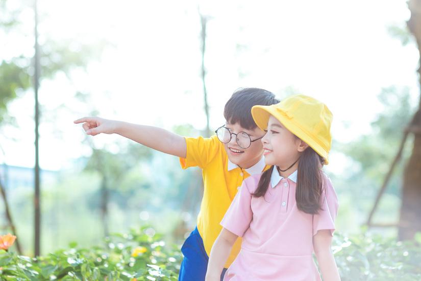 Cặp mẫu nhí nổi tiếng Hà Thành đáng yêu trong bộ ảnh Nobita và XuKa7