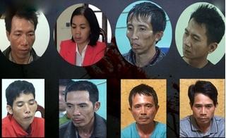Sáu tội danh của 9 đối tượng trong vụ án sát hại nữ sinh giao gà Điện Biên
