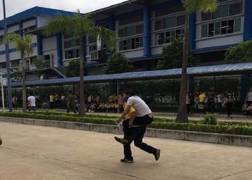Vừa công bố nguyên nhân, hàng chục công nhân ở Nam Định lại nhập viện