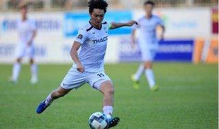 Tuấn Anh muốn tri ân người hâm mộ bằng trận cầu đẹp mắt trước Khánh Hòa