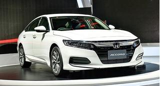 Honda Accord 2019 chốt giá bán chính thức tại thị trường Việt Nam