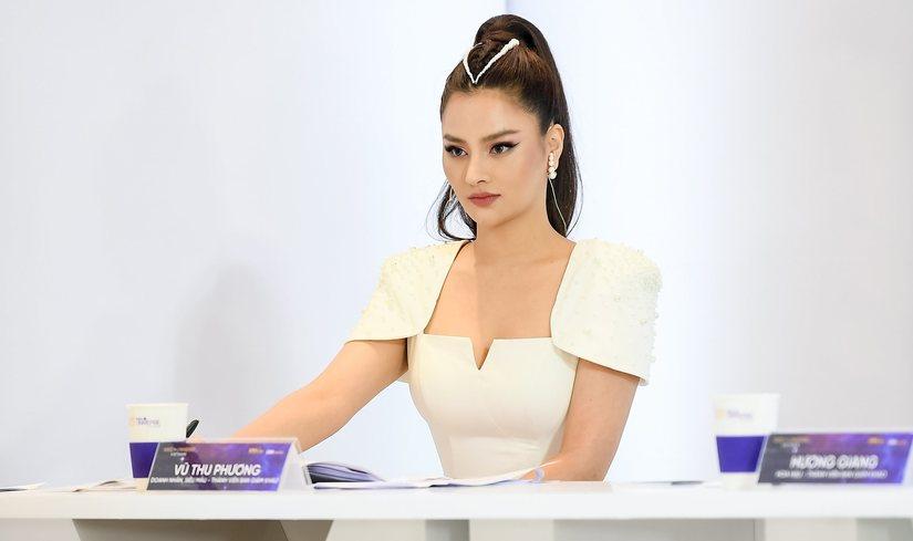H'Hen Niê bênh vực Vũ Thu Phương khi bị chỉ trích tại Hoa hậu Hoàn vũ