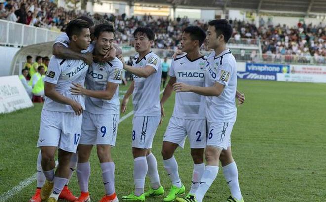HAGL thắng đậm Khánh Hòa ở lượt trận cuối V.League