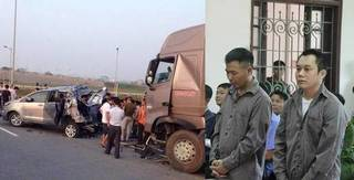 Trả hồ sơ vụ container đâm Innova đi lùi trên cao tốc để 'tránh oan sai'
