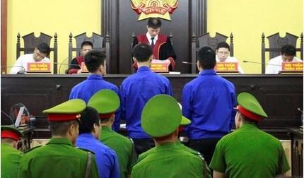Hai cựu công an đột nhập kho tang vật 'cuỗm' 11kg ma túy lĩnh án