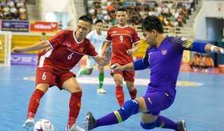 Dứt điểm kém cỏi, Việt Nam 'đụng' Thái Lan ở bán kết Futsal ĐNÁ 2019