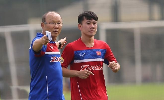 Trần Minh Vương nói gì trước cơ hội được triệu tập lên tuyển Việt Nam?