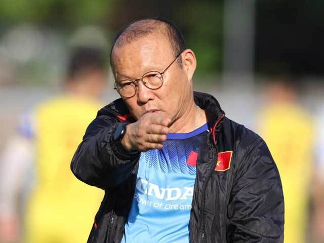 Bất ngờ với tân binh đầu tiên được HLV Park Hang Seo triệu tập