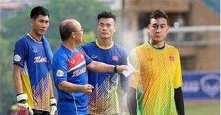 HLV Lê Thụy Hải nhận xét bất ngờ về thủ môn Bùi Tiến Dũng