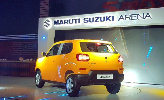 Hé lộ ô tô SUV của Suzuki giá chỉ hơn 120 triệu đồng 2