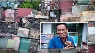 Truy tố Hiệp 'khùng' vụ cháy nhà trọ khiến đôi vợ chồng tử vong