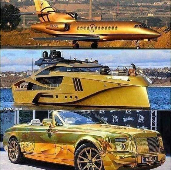 Choáng váng trước khối tài sản siêu khủng của người giàu nhất Kuwait 7