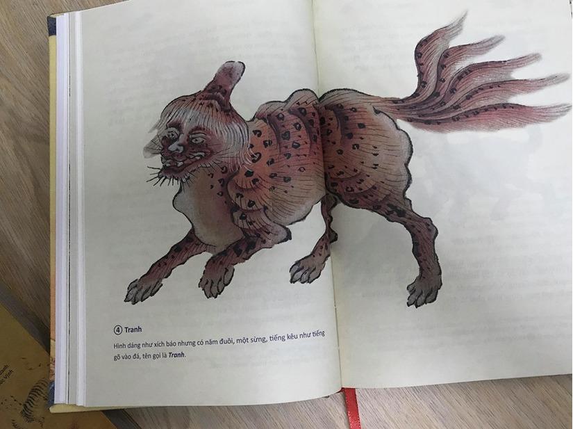 Sơn hải kinh - sách hay về quái thú cho ngày Halloween