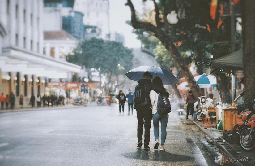 Hà Nội đón gió mùa về và những khoảnh khắc khiến lòng người thổn thức