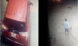 Tài xế ô tô phóng xe chạy mất hút 'quỵt' 500.000 đồng tiền xăng