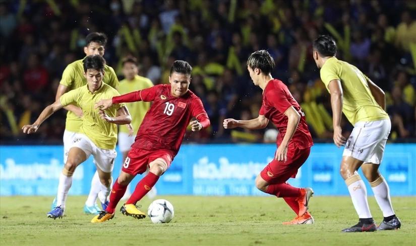 Bóng đá Việt Nam là số một của Đông Nam Á