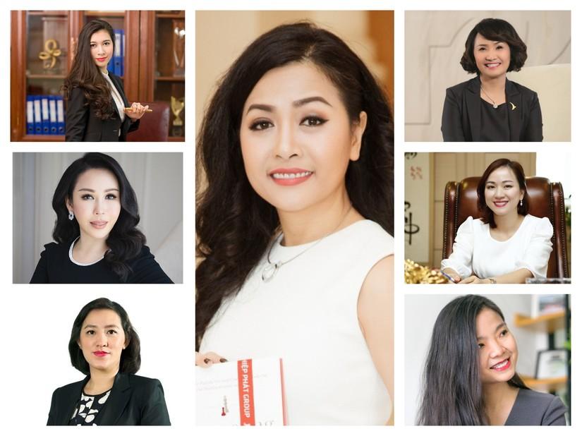7 nữ CEO xinh đẹp, tài giỏi gánh vác cơ ngơi nghìn tỉ nhà đại gia Việt