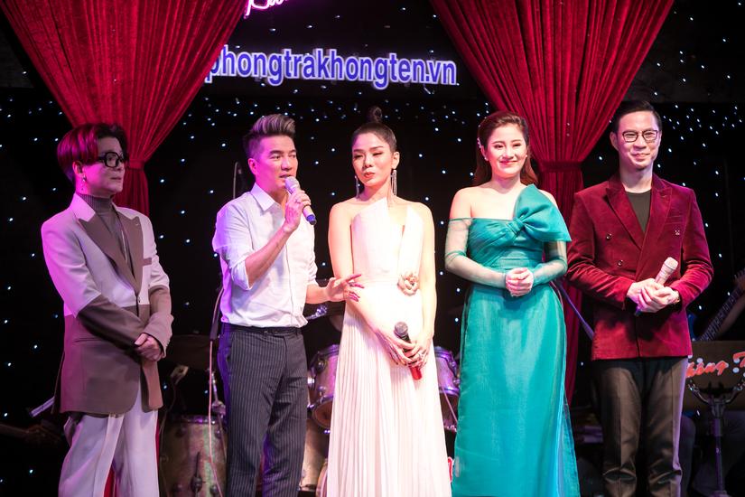 Mr Đàm cùng Lệ Quyên tổ chức đêm nhạc quyên góp được 250 triệu cho trẻ em nghèo