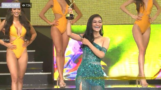Kiều Loan vào Top 10 Miss Grand nhờ bình chọn
