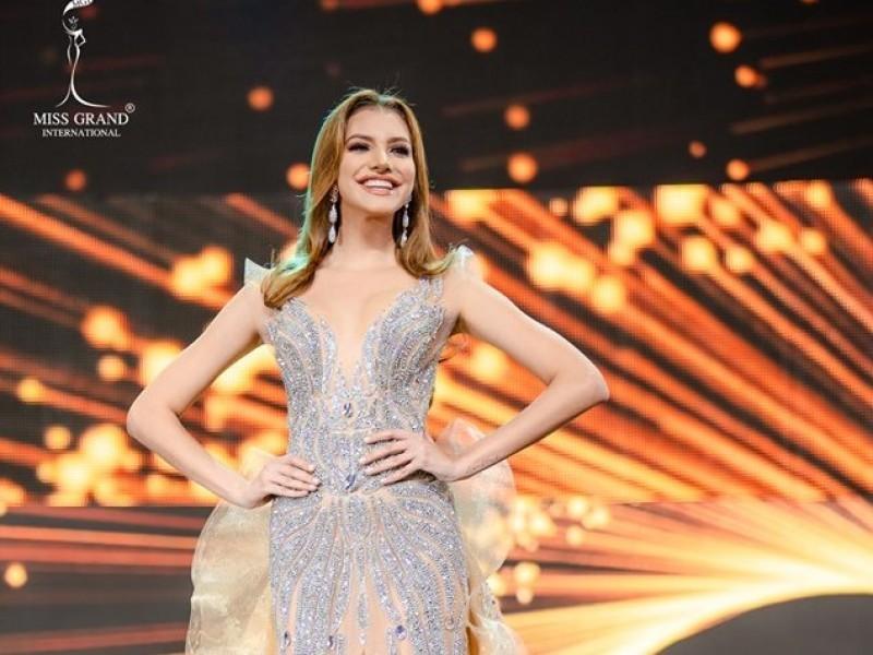 Ngắm đường cong hoàn hảo của Tân hoa hậu Miss Grand International 2019