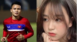 Lộ nghi vấn Quang Hải đang yêu 'girl xinh 1m52' từng được báo quốc tế khen nức nở
