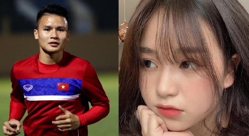 Quang Hải lộ nghi vấn đang yêu girl xinh 1m522