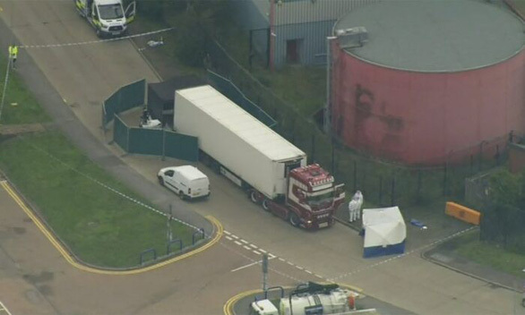 Vụ 39 thi thể trong container ở Anh: cảnh sát bắt thêm 3 nghi phạm  2