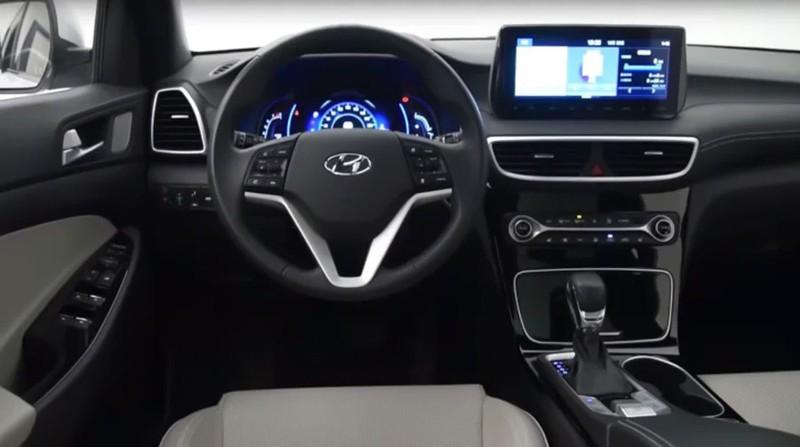Lộ diện Hyundai Tucson 2020 với kiểu dáng khác biệt3