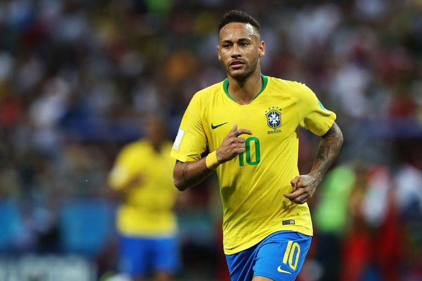 Brazil gạch tên Neymar trước trận đấu Argentina và Hàn Quốc