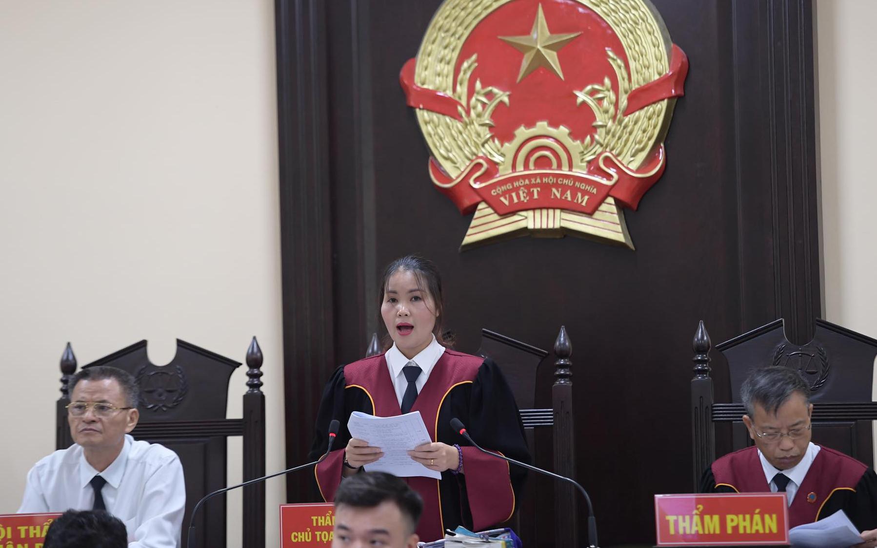 Em gái ông Triệu Tài Vinh nói bị lôi vào vụ gian lận thi cử do thâm thù (?!)