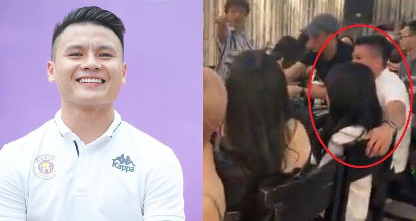 Quang Hải lên tiếng về chuyện đang hẹn hò hot girl 1m52