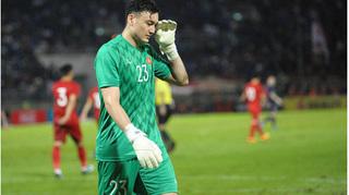 Tuyển Việt Nam đấu UAE: Lo nhất vị trí của Đặng Văn Lâm