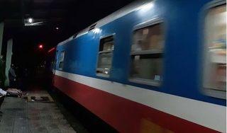 Băng qua đường sắt không quan sát, người đàn ông bị tàu hỏa tông tử vong