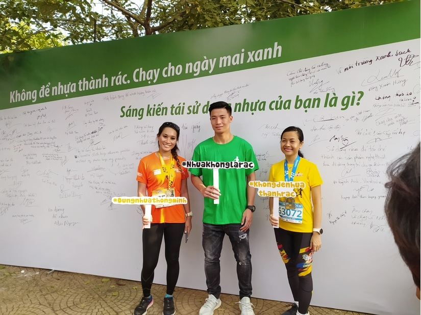 Bùi Tiến Dũng chia sẻ cách tuyển Việt Nam xử lý chai nhựa