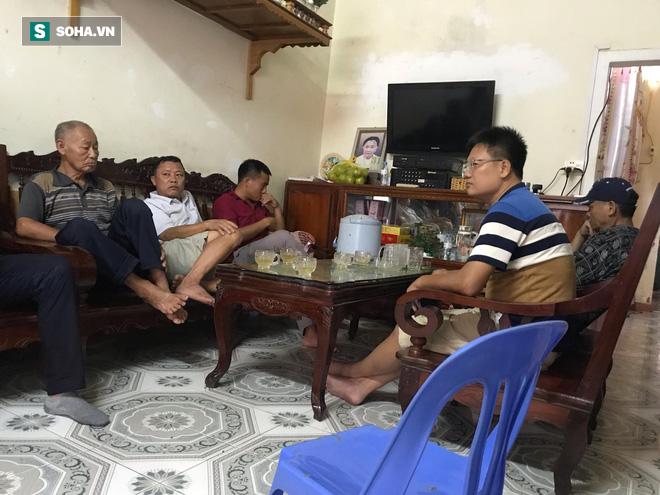 Công an Hà Tĩnh lấy mẫu AND các gia đình có người thân mất liên lạc