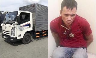 Đối tượng nhiễm HIV tiện tay trộm xe tải trên đường đi chơi