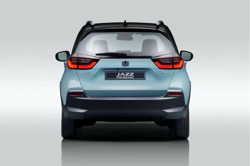 Honda Jazz 2020 lột xác với diện mạo mới mềm mại3