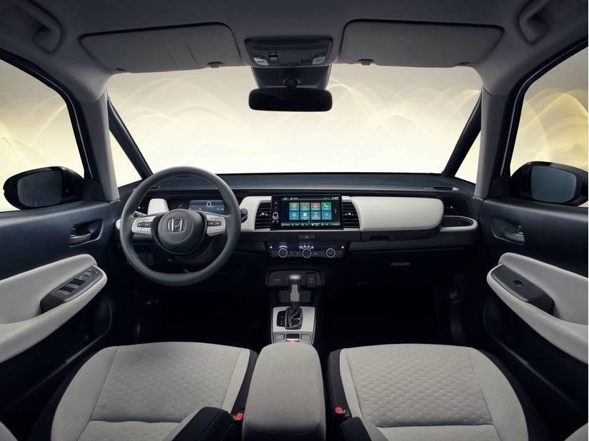 Honda Jazz 2020 lột xác với diện mạo mới mềm mại6