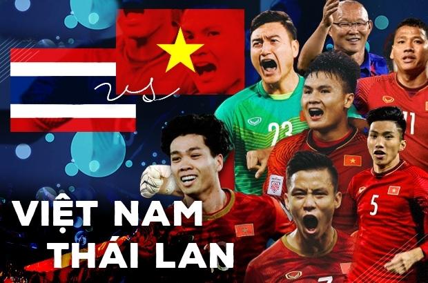 7 chiến thắng ấn tượng của Việt Nam trước Thái Lan trong năm 2019