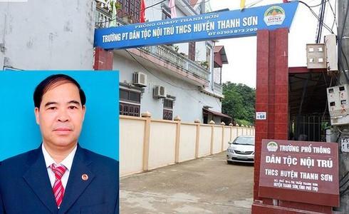 Mức án nào cho cựu hiệu trưởng xâm hại hàng loạt nam sinh ở Phú Thọ?