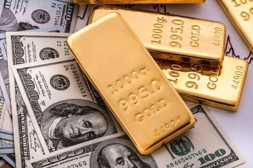 Giá vàng hôm nay 30/10: Tiếp tục sụt giảm